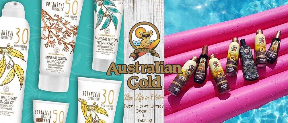 Kreme za sončenje Australian Gold