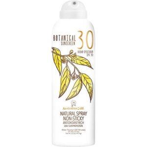 Naravno sončenje - krema z naravnimi minerali - faktor 30