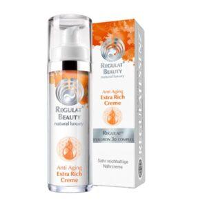 Regulat Beauty - Anti aging posebno bogata hranilna krema