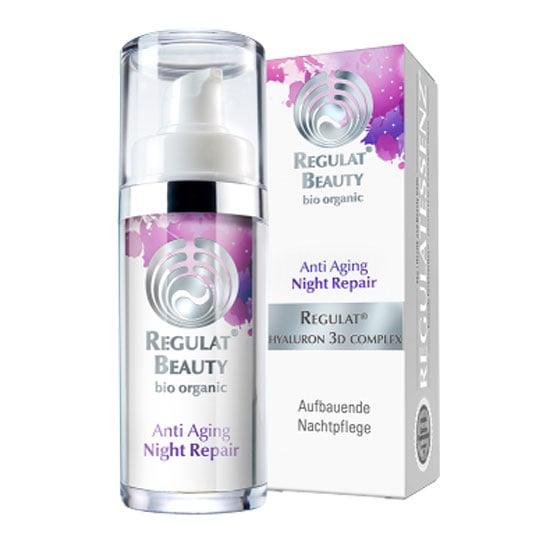 Regulat Beauty Anti aging nočna obnova in učrvševanje kože