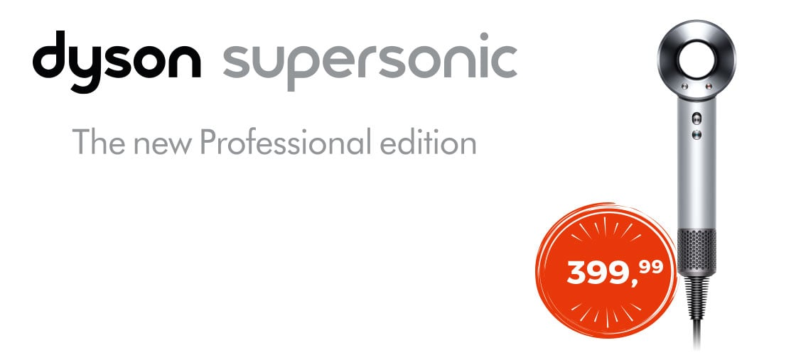 Dyson Supersonic Professional edition