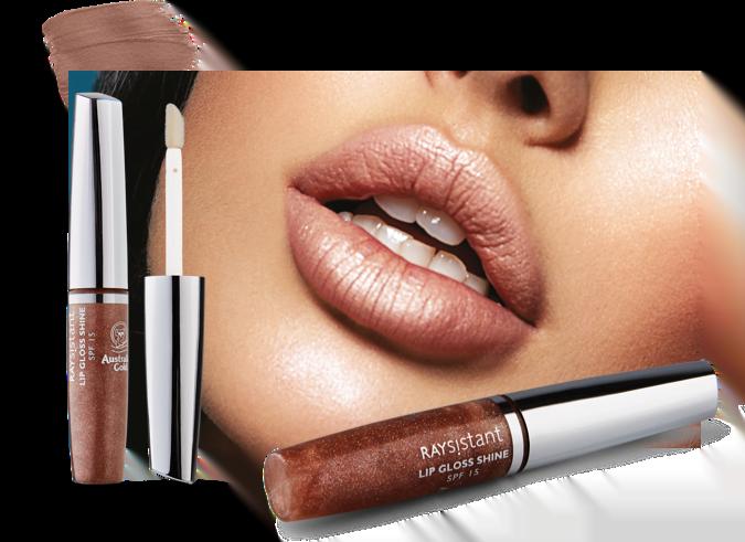 Lip Gloss za ustnice – shine SPF15